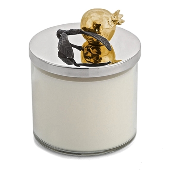Aram Pomegranate Candle Jar 4IN