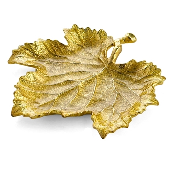 Aram Gold Leaf Grape 8IN