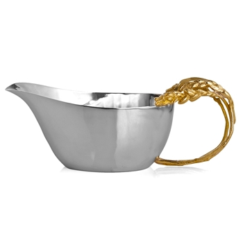 Aram Wheat Gravy Boat 15OZ 9W/4D