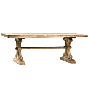 Dining Table - Roma 84L/42W/31H