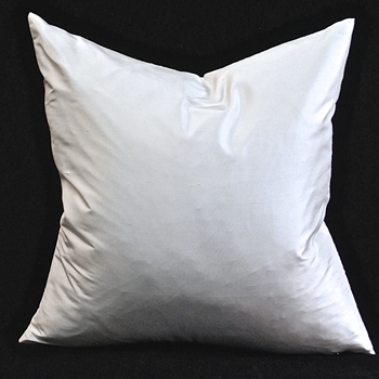 01. Shantung Cushion Off White 18SQ