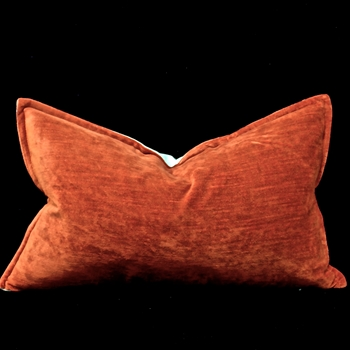 69. Rivoli Saffron Cushion 20W/12H