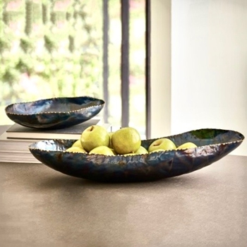 Bowl - Torched Patina 2 Sizes