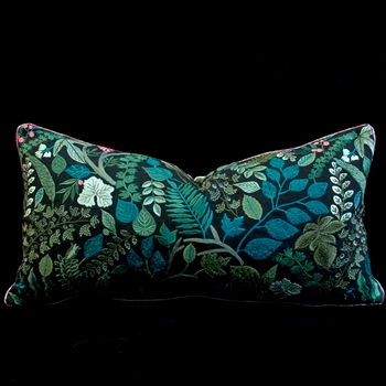 51. Cuellette Foret  Cushion 24W/18H