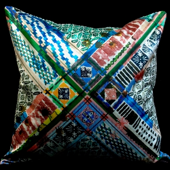 42. Talisman Multicolore Cushion 20SQ