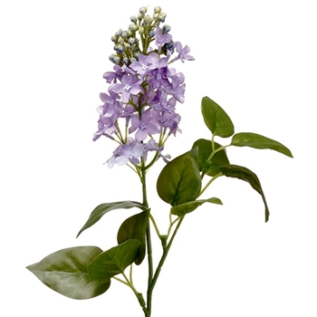 Lilac - Leafy Violet 25in - FSL630-LV