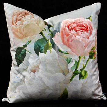 77. Zinc Cushion Peonia Grande 22SQ