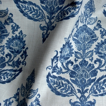 33. Delft Toile Lydia Antique Blue