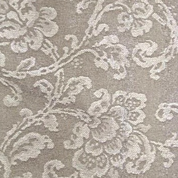 06. Flax Chenille Jacquard Gianna Parchment
