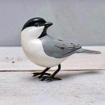 Bird - Chickadee 3.5in Mini