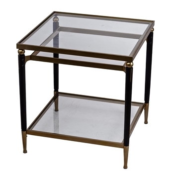 Accent Table - Modern Chic Bronze 23SQ/24H