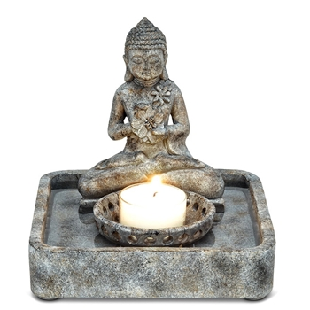 Buddha - Tealight 5in