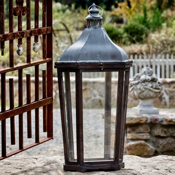 Lantern - French Mantle 16W/9D/30H