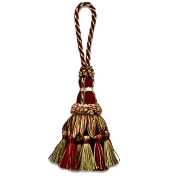 Key Tassel - Ciara 5IN Multi