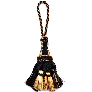 Key Tassel - Ciara 5IN Safari Multi