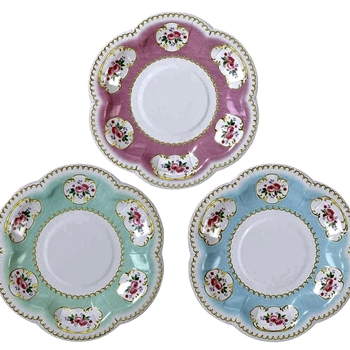 Alice - Paper Plate Chintz 5.5IN Asst P