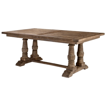 Dining Table - Stratford 76L/43D/30H