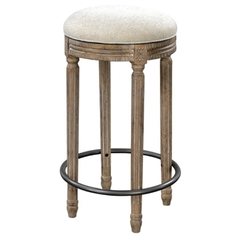 Barstool - Maison 18W/30H Bar Height for 42H Counter