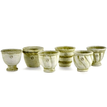 Planter - Wakefield Handmade Mini Pots 4W/3.5H - Sold Individually