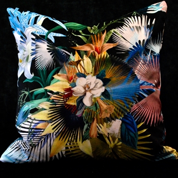 42. Oiseau Marais Cushion 20SQ