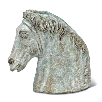Planter - Horse Head 9in