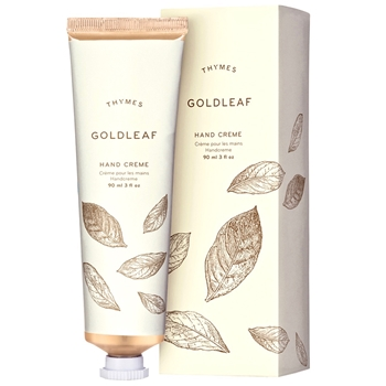 Thymes - Goldleaf Hand Cream 3OZ