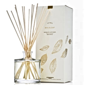 Thymes - Goldleaf Reed Diffuser Set