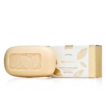 Thymes - Goldleaf Triple Milled Bar Soap 200 Gram