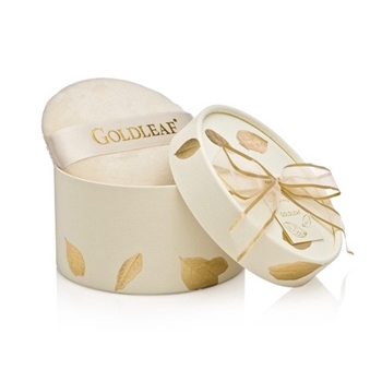 Thymes - Goldleaf Dusting Powder Box W Puff