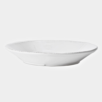 Vietri - Lastra White Pasta Bowl 9x2in