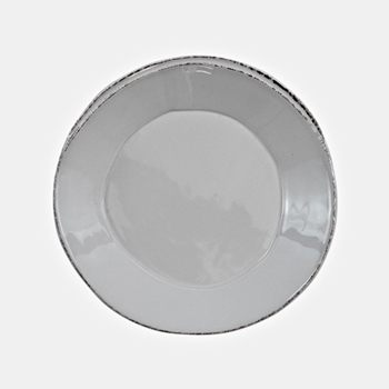 Vietri - Lastra Light Grey Bowl Pasta 9x2.5H