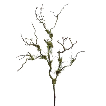 54. Moss Twig Branch 36in - PSW422-GR/BR
