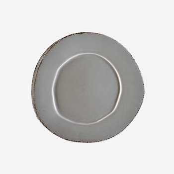 Vietri - Lastra Grey Plate 9in Salad