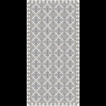 Adama - Drawit Grey 47x24 Vinyl Carpet