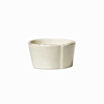 Vietri - Lastra Linen Condiment Bowl 4in
