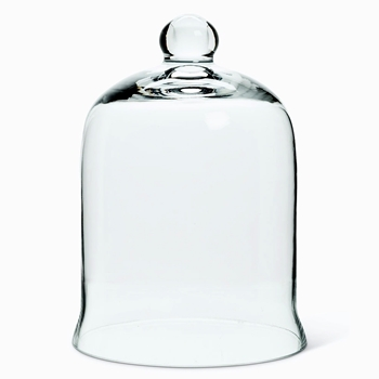 Cloche - Clear Bell 3.5W/7H