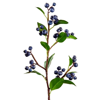 Blueberry Spray 18in - FSB561-BL