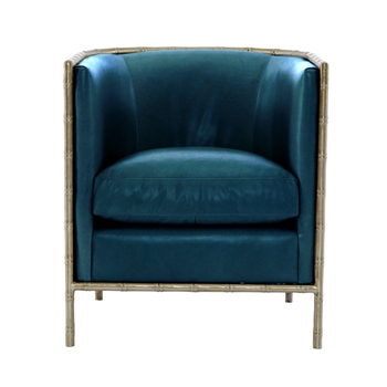 Meredith Chair 27W/30D/30H Teal