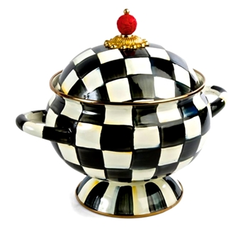 Courtly Tureen 11W/10H 12CUP