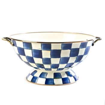 Royal Check Everything Bowl 16W/7H