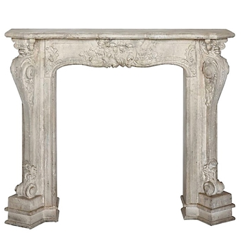 Fireplace Mantel Calais 56W/13D/48H