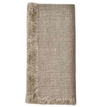 Napkin Linen Bilbao Natural 22SQ