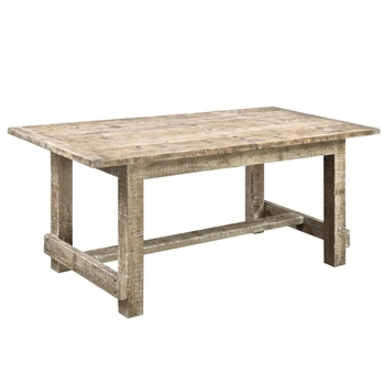 Dining Table - Kitchen Gathering Drift Pine 82L/36D/36H