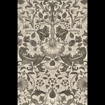 Floorcloth - Lodden Sandstone 30W/20D - Morris & Co
