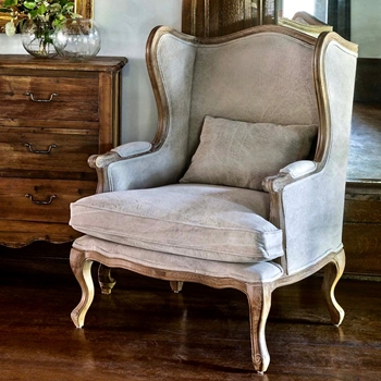 Armchair Wing - Farmers Oyster 31W/32D/43H