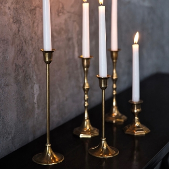 Candlestick - Bronze Antique Collection